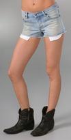 Clam Mini Shorts