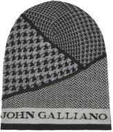 John Galliano Wool hat