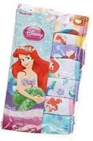 Handcraft Disney Princess 7-Pack Ariel Panty Toddler Girl (2T-3T)