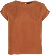 Oxford Sienna Cupro Top Paprika X