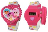 Lalaloopsy Girls LCD Watch with Molded Flip Top