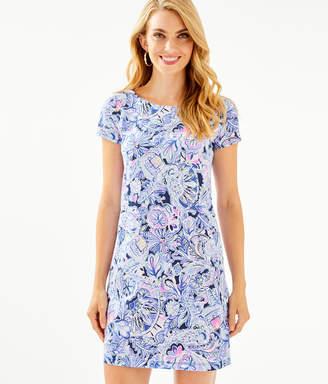 Lilly Pulitzer Short Sleeve Bay Dress