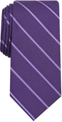 Alfani Men Stripe Slim Tie