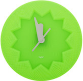 Kartell Crystal Palace Wall Clock - Green