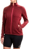 Arc'teryx A2B Vinta Cycling Jacket - Wool Blend, Zip Front ( For Women)