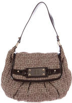 Givenchy Monogram Canvas Hobo