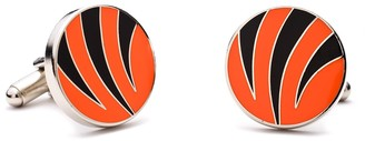 Cufflinks Inc. NFL Cincinnati Bengals Cuff Links