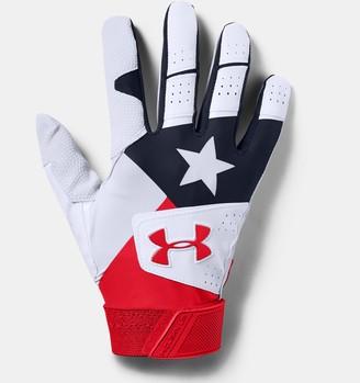 Under Armour Men's UA Clean Up - Culture Batting Gloves