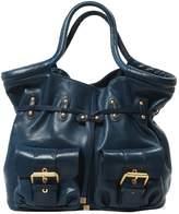Flavio Castellani Leather Handbag