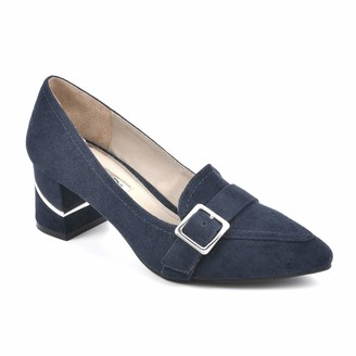 Rialto Women's Foremost Navy/Suedette Size 8 Loafer Numeric_8