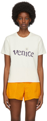 ERL Off-White Venice, Be Nice T-Shirt