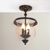Darby Home Co Shives 3-Light Semi Flush Mount