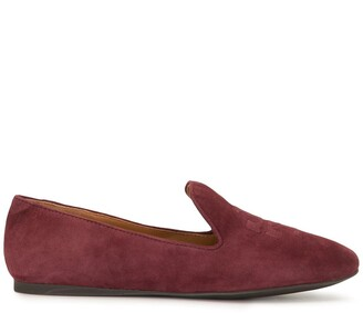 Tory Burch Ruby Smoking loafers