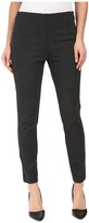 Ivanka Trump Ponte Pants with Side Zippers