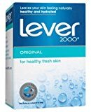 (PACK OF 78 BARS) Lever 2000 ORIGINAL SCENT Bar Soap for Men & Women. NON-DRYING! Great for Healthy Feeling Hands, Face & Body! (78 Bars, 4.0oz Each Bar)