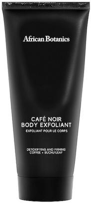 African Botanics Cafe Noir Body Exfoliant