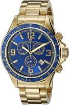 Oceanaut Men's OC3328 Baltica Analog Display Swiss Quartz Gold Watch