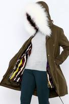 Jocelyn Mustang Coat