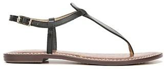 Sam Edelman Gigi T-Strap Leather Thong Sandals