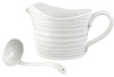 Sophie Conran Porcelain Sauce Jug and Mini Ladle Set (2 PC)