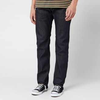 Edwin Men's Ed-55 Rainbow Selvage Tapered Jeans