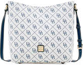 Dooney & Bourke Signature Quilted Small Hobo Crossbody, Created for Macy's
