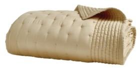 Donna Karan Essential Silk Quilt, King Bedding