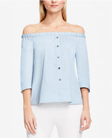 Vince Camuto Off-The-Shoulder Blouse