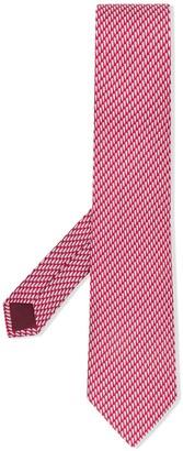 Salvatore Ferragamo Laguna print tie
