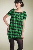 MARC BY MARC JACOBS 'Scribble Houndstooth' Dress