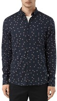 AllSaints Renovo Slim Fit Button-Down Shirt