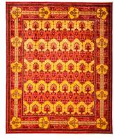 Solo Rugs Arts and Crafts Area Rug, 8'1 x 9'9