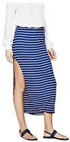 GUESS Women's Tahira Striped Skirt