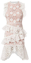 Alexis Arleigh Lace Tiered Dress