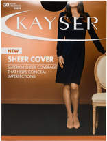 Kayser 30 Denier Sheer Cover Sheers