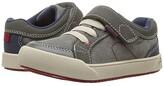 pediped Dani Flex (Toddler/Little Kid) (Grey) Boy's Shoes