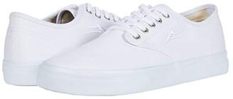 Lakai Oxford (Black Canvas) Men's Shoes