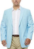 STAFFORD Stafford Cotton Sport Coat - Big & Tall