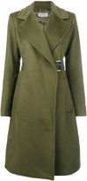 Sportmax belted trench coat
