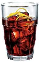 Bormioli Rock Bar Stackable Long Drink Glass Set of 6