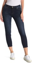 KUT from the Kloth Katy Ankle Straight Leg Jeans