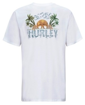 Hurley Men's Peekaboo Short Sleeve T-shirt