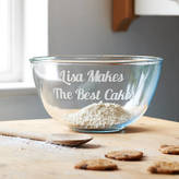 Becky Broome Personalised Mixing Bowl