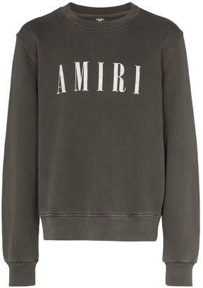 Amiri Core Logo Printed Sweatshirt