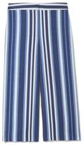 Vince Camuto Multi-Striped Culottes
