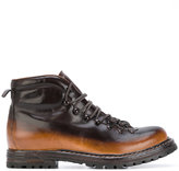 Officine Creative hiking boots - men - Leather/Foam Rubber - 40.5
