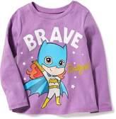 Old Navy DC Comics Batgirl Tee for Toddler Girls