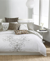 Bar III CLOSEOUT! Vintage Scroll Bedding Collection