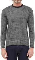 Ted Baker Monty Printed Sweater