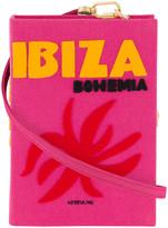 Olympia Le-Tan Ibiza Strapped Book Clutch Bag